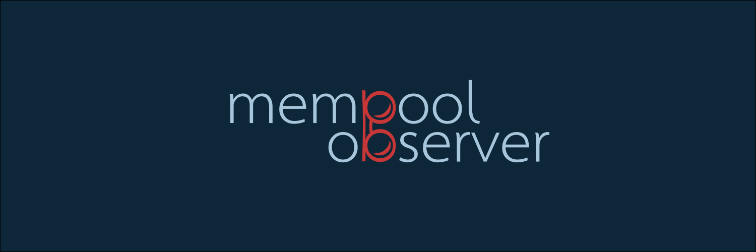 Image for mempool.observer (2017 version)
