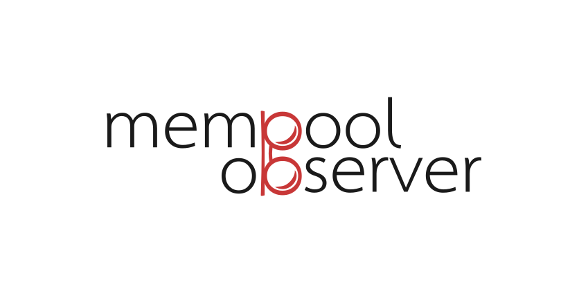 Image for mempool.observer (2019 version)